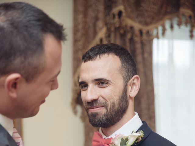 Yori and Maia's wedding in Toronto, Ontario 8