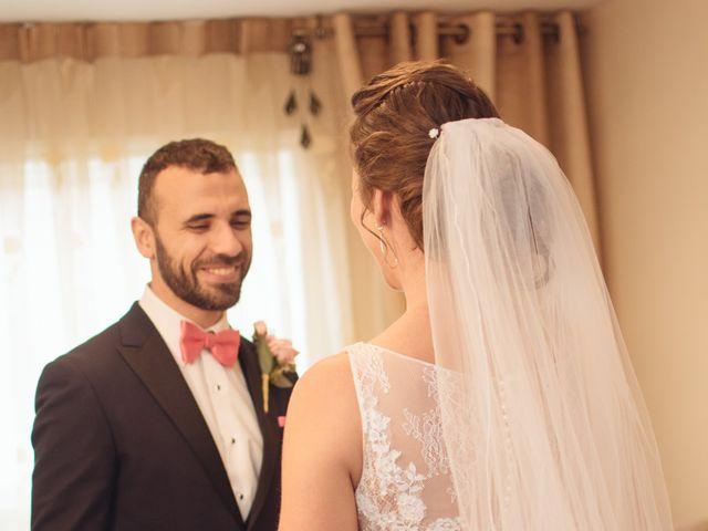 Yori and Maia's wedding in Toronto, Ontario 13