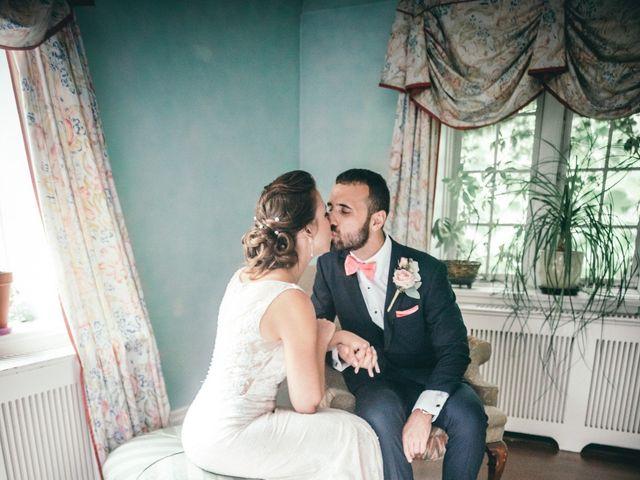 Yori and Maia's wedding in Toronto, Ontario 1