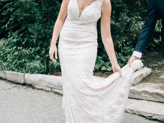 Yori and Maia's wedding in Toronto, Ontario 30