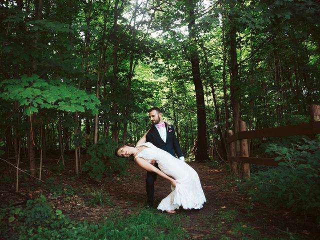 Yori and Maia's wedding in Toronto, Ontario 2