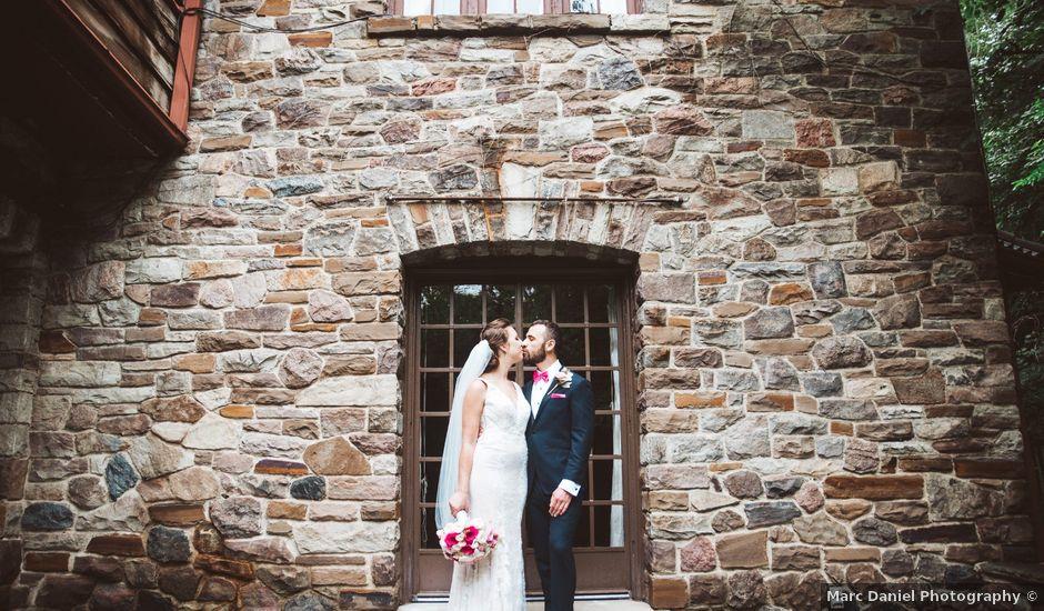 Yori and Maia's wedding in Toronto, Ontario