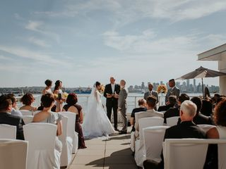 The wedding of Sherry and Steve 1