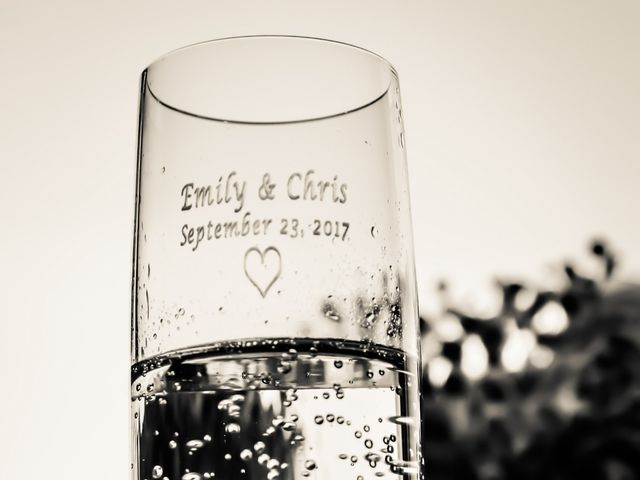 Chris and Emily's wedding in Lachine, Quebec 6