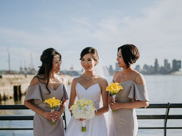 Steve and Sherry's wedding in North Vancouver, British Columbia 4