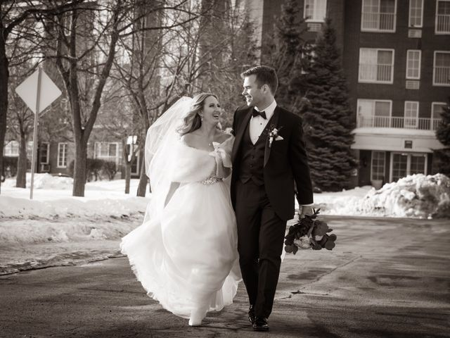 Patrick and Brittney's wedding in Montreal, Quebec 1