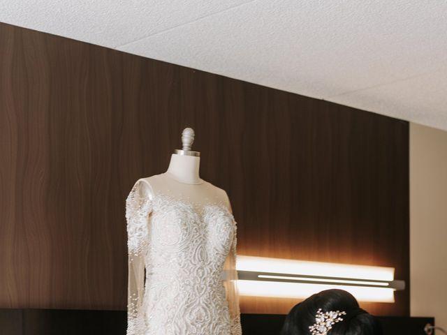 Mac and Nicola's wedding in Vaughan, Ontario 4
