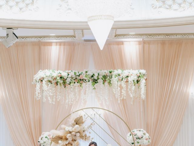 Mac and Nicola's wedding in Vaughan, Ontario 6
