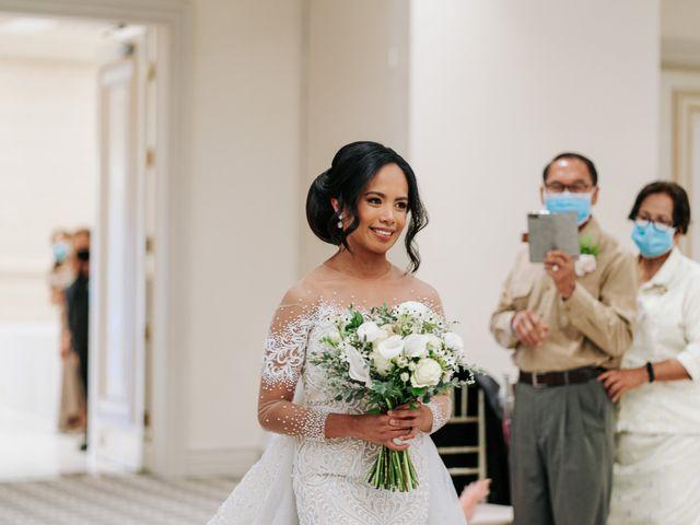 Mac and Nicola's wedding in Vaughan, Ontario 27