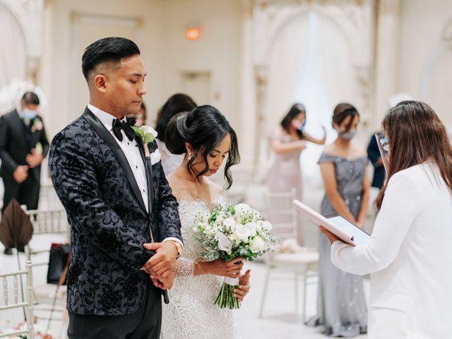 Mac and Nicola's wedding in Vaughan, Ontario 29