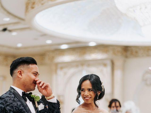 Mac and Nicola's wedding in Vaughan, Ontario 30