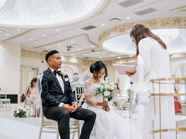 Mac and Nicola's wedding in Vaughan, Ontario 32