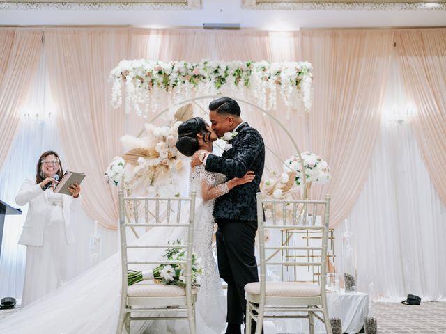 Mac and Nicola's wedding in Vaughan, Ontario 33