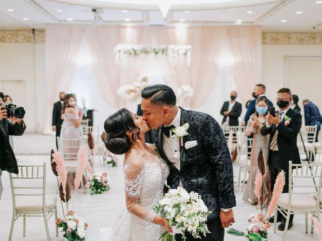 Mac and Nicola's wedding in Vaughan, Ontario 34