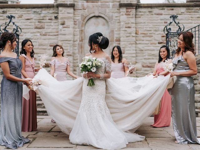 Mac and Nicola's wedding in Vaughan, Ontario 38