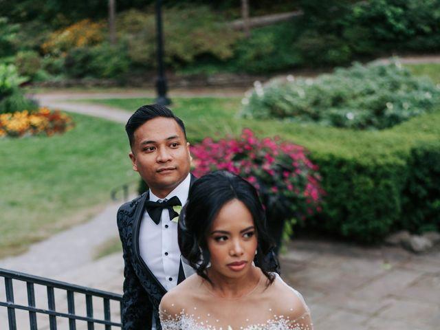 Mac and Nicola's wedding in Vaughan, Ontario 41