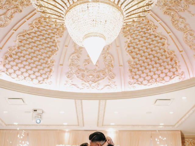 Mac and Nicola's wedding in Vaughan, Ontario 2