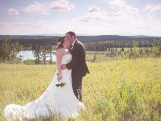 The wedding of Stephanie and JP Gaston