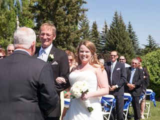 The wedding of Stephanie and JP Gaston 2