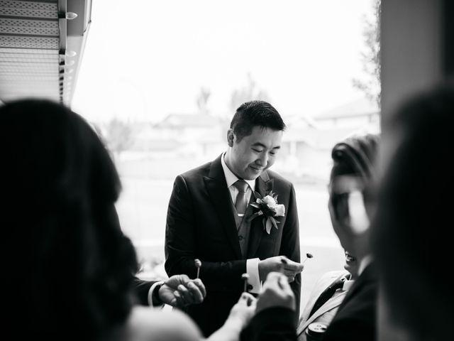 Gordon and Rhonda's wedding in Edmonton, Alberta 15