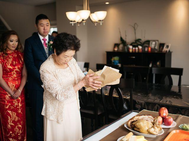 Gordon and Rhonda's wedding in Edmonton, Alberta 17