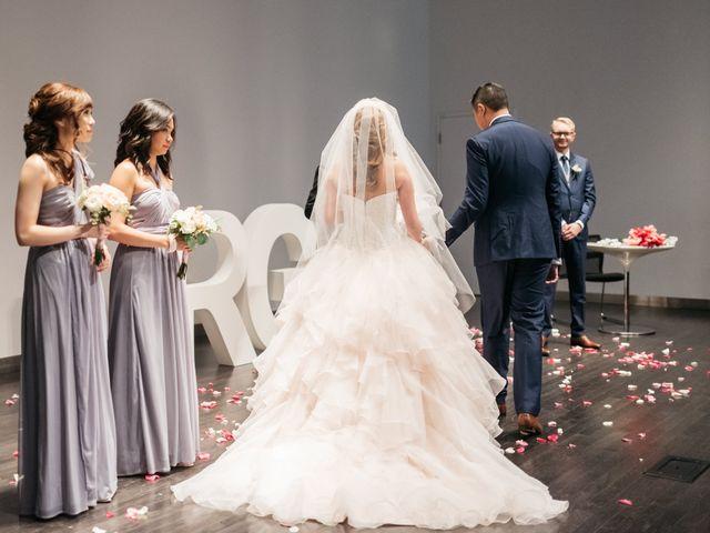 Gordon and Rhonda's wedding in Edmonton, Alberta 24