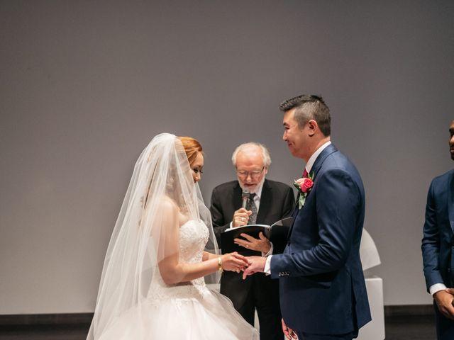 Gordon and Rhonda's wedding in Edmonton, Alberta 26