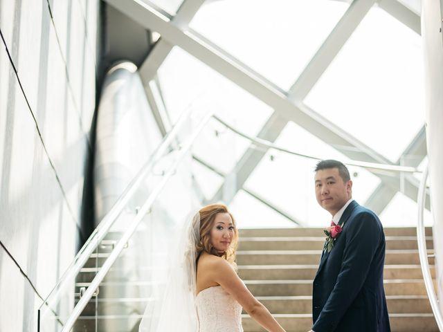 Gordon and Rhonda's wedding in Edmonton, Alberta 27