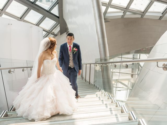 Gordon and Rhonda's wedding in Edmonton, Alberta 28