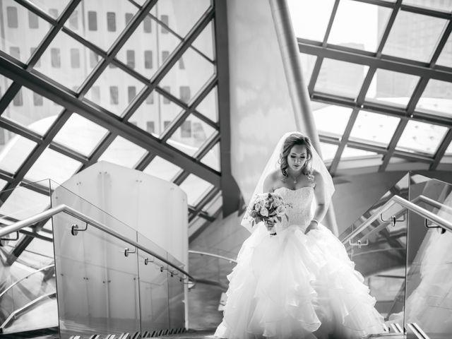 Gordon and Rhonda's wedding in Edmonton, Alberta 31