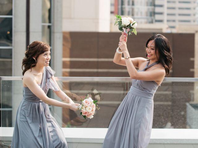 Gordon and Rhonda's wedding in Edmonton, Alberta 36