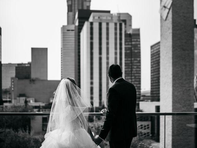 Gordon and Rhonda's wedding in Edmonton, Alberta 38