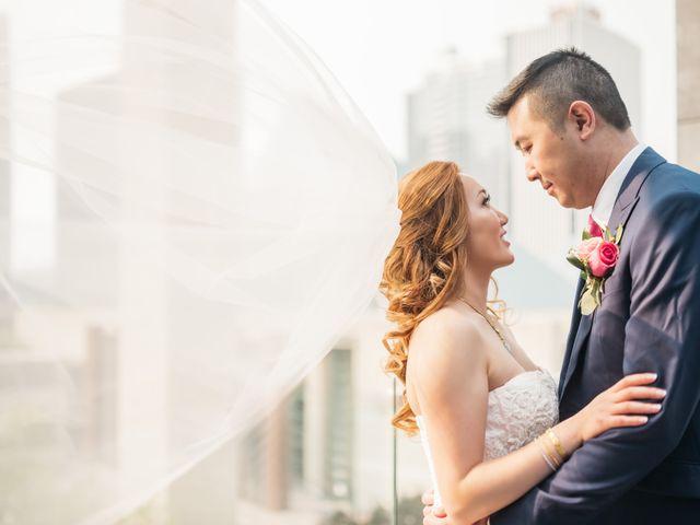 Gordon and Rhonda's wedding in Edmonton, Alberta 39