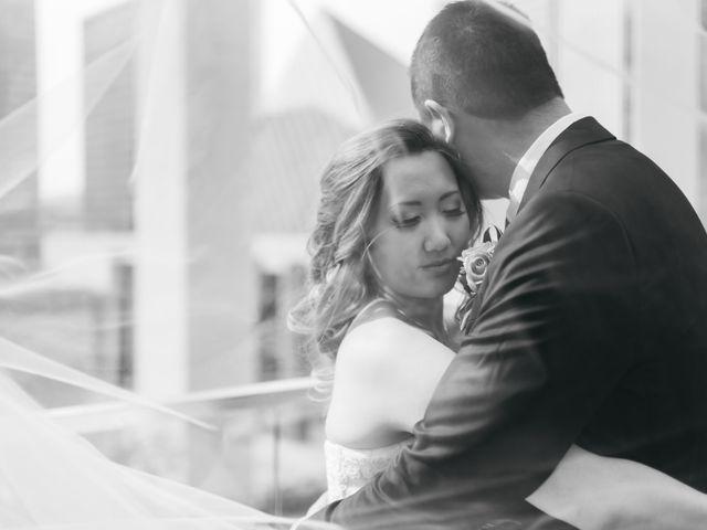 Gordon and Rhonda's wedding in Edmonton, Alberta 40
