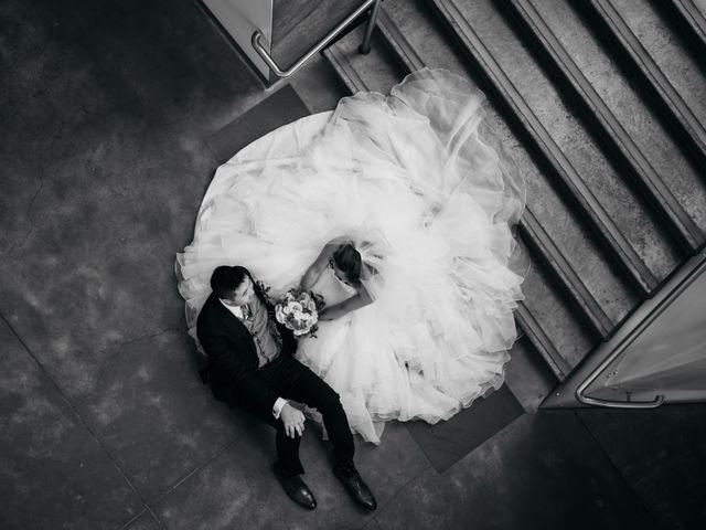 Gordon and Rhonda's wedding in Edmonton, Alberta 42