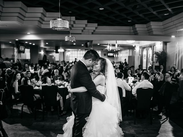 Gordon and Rhonda's wedding in Edmonton, Alberta 45