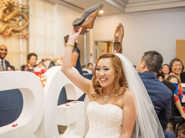 Gordon and Rhonda's wedding in Edmonton, Alberta 49