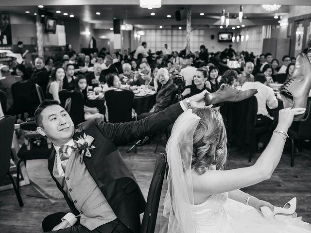 Gordon and Rhonda's wedding in Edmonton, Alberta 50