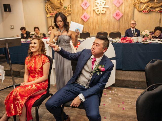Gordon and Rhonda's wedding in Edmonton, Alberta 52