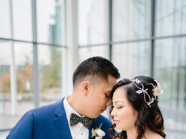 Nevin and Joanie's wedding in Toronto, Ontario 1