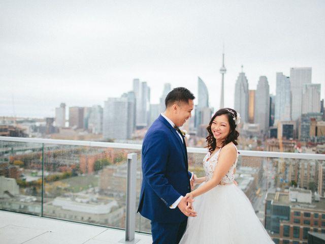 Nevin and Joanie's wedding in Toronto, Ontario 32