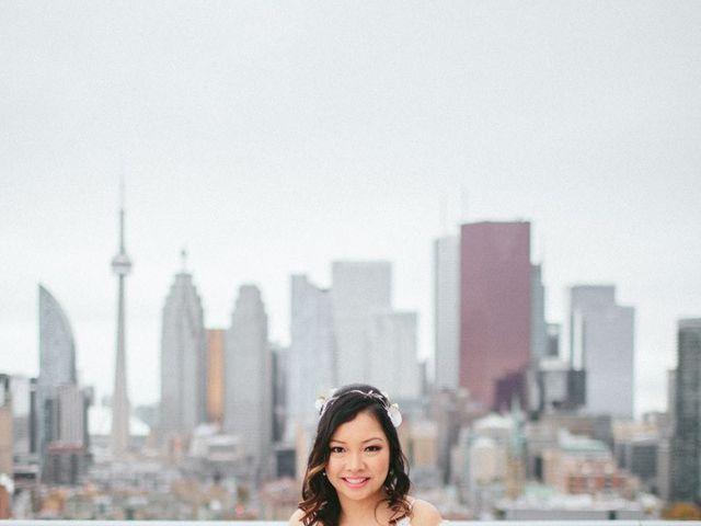 Nevin and Joanie's wedding in Toronto, Ontario 33