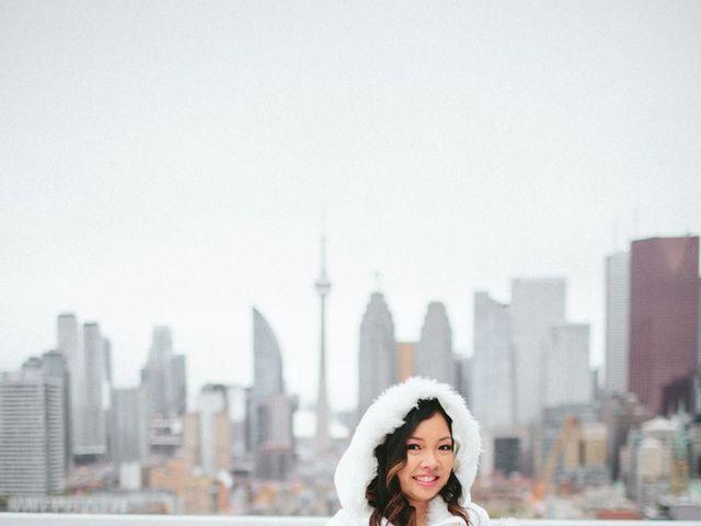 Nevin and Joanie's wedding in Toronto, Ontario 35