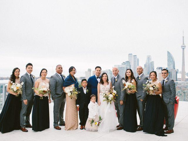 Nevin and Joanie's wedding in Toronto, Ontario 37