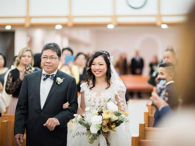 Nevin and Joanie's wedding in Toronto, Ontario 56