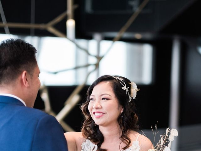 Nevin and Joanie's wedding in Toronto, Ontario 42