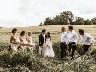 The wedding of Chloe and Jack 3
