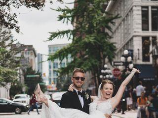 The wedding of Katherine and Tyler 2