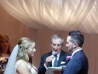 The wedding of Jackie  and Greg  3