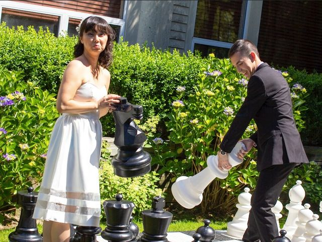 Will and Becca's wedding in Vancouver, British Columbia 2